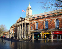 Peterborough, Town Hall, Northamptonshire © Julian Dowse